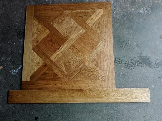 Versailles Panels Wood Flooring