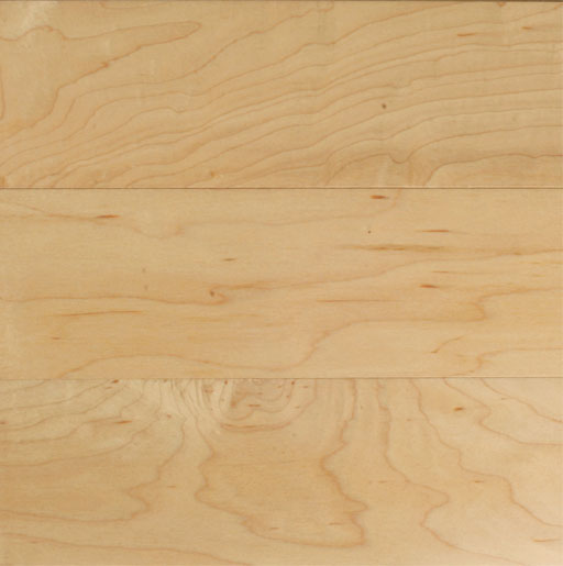 Maple floor